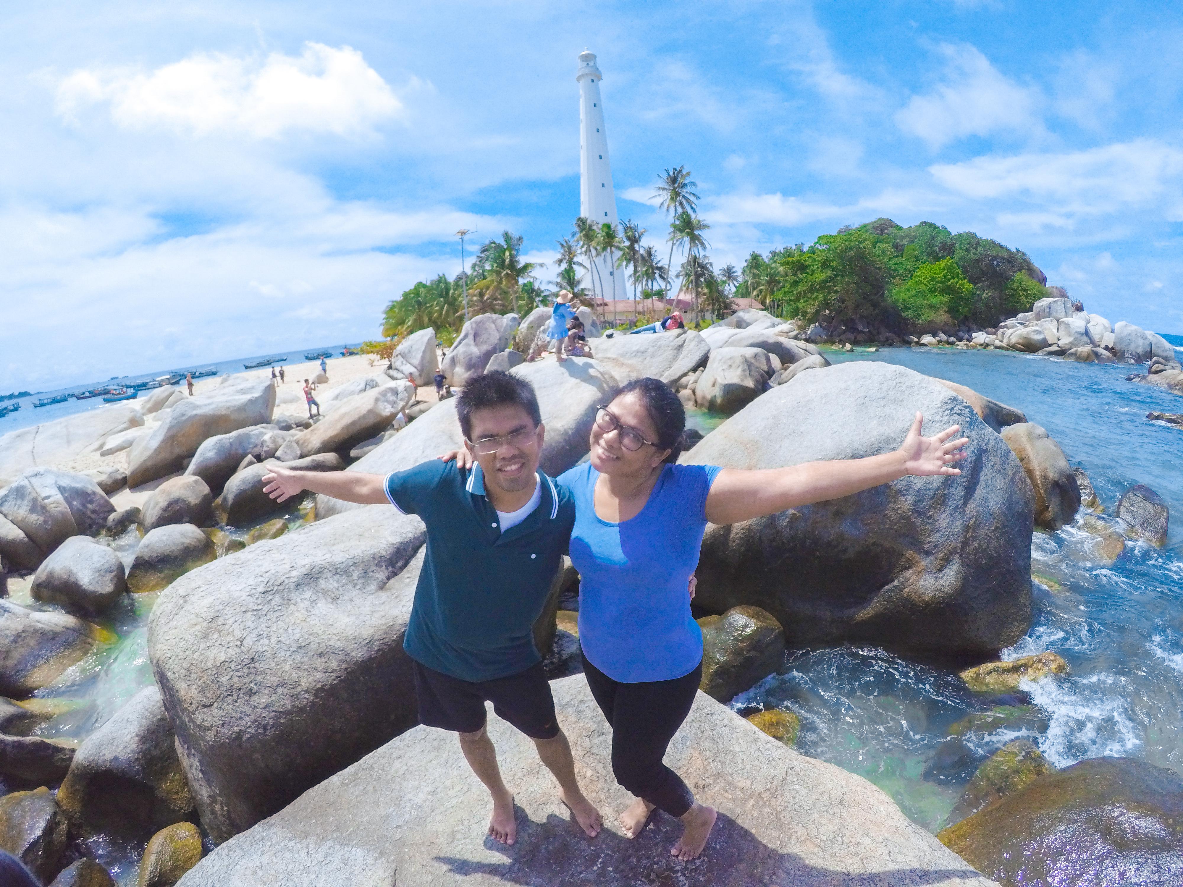 Paket Tour Belitung 4D3N (Reguler)